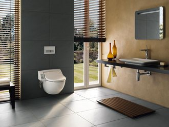 16 Оптимальный дизайн для малометражной ванной