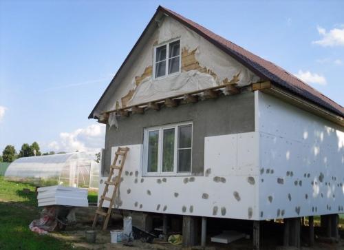 5-11 Утепляем конструкции дома