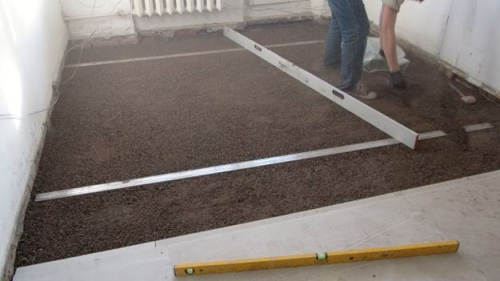 pol-1 Технология стяжки