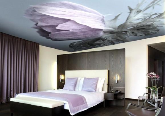 gostinaya-300x225 Перенос фресок на натяжные потолки с помощью фото печати