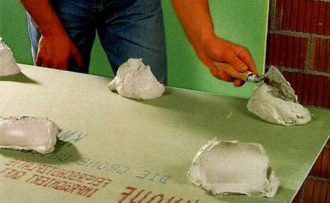 1110-300x200 Применение мастик при работе с гипсокартоном