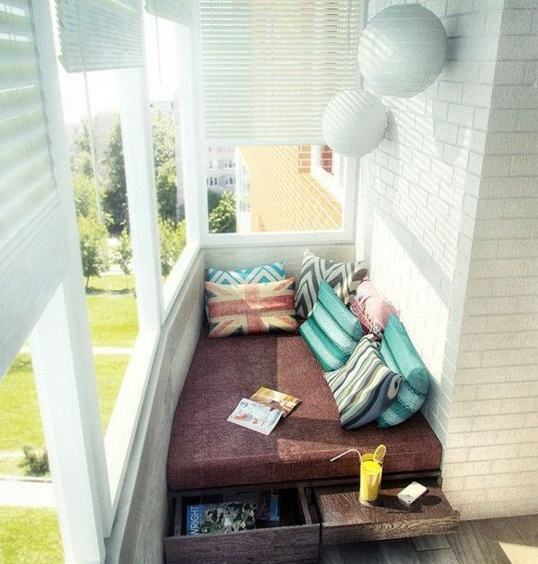 20-1 Что можно сделать из обычного балкона