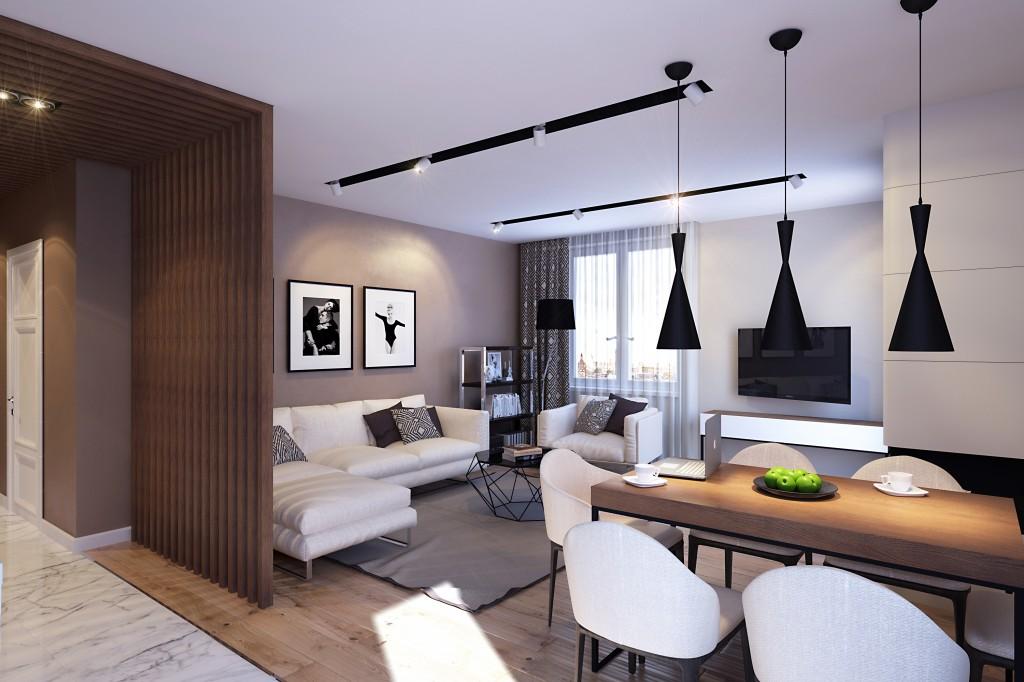 interer_doma_iz_brusa_5-300x216 Натуральные материалы в отделке интерьера дома