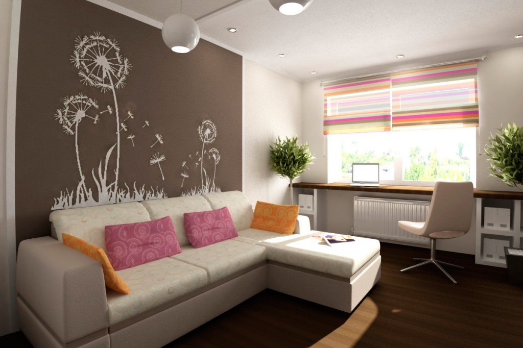 -однокомнатной-квартиры-студии-5-300x186 Ремонт однокомнатной квартиры