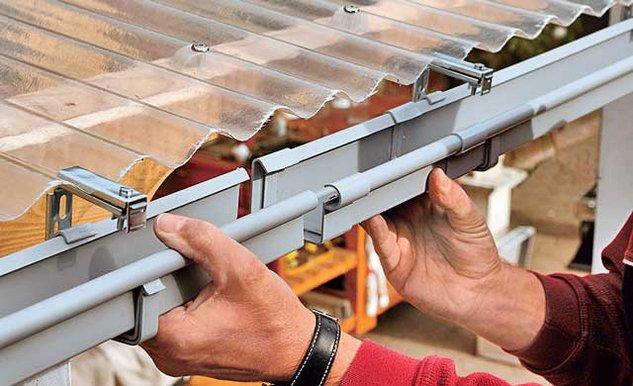 -для-машины Особенности постройки навеса своими руками. Виды. Составляющие и материалы