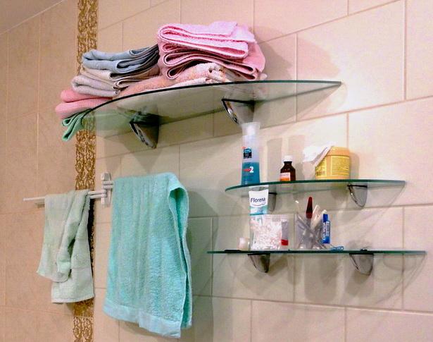 -ванной Ванная: большой дизайн в малом пространстве