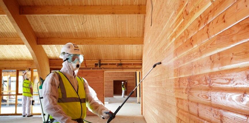 banya-propitka Чем обработать стены в бане