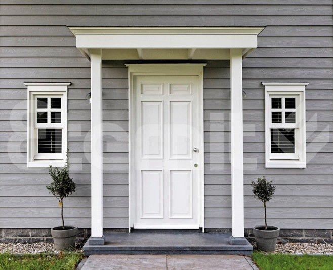 Основные преимущества отделки домов сайдингом. Его виды и размеры.