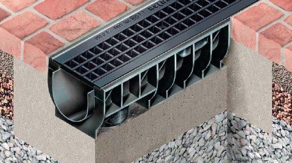 lotki-dlya-vodootvoda Как устроить систему поверхностного дренажа вокруг дома