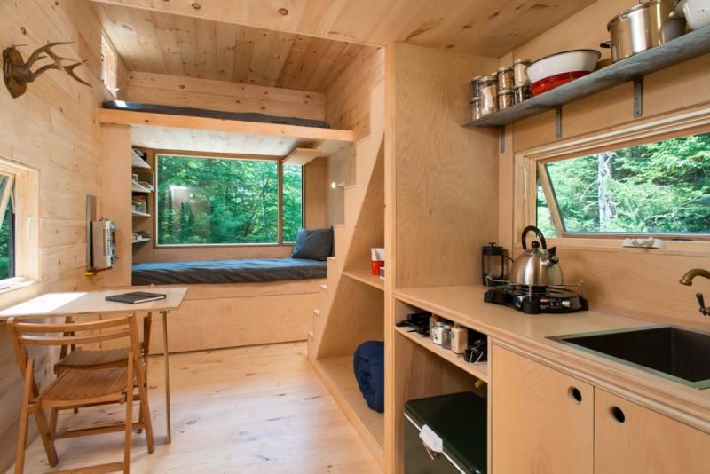 mini-dom-iznutri Как построить мини дом своими руками