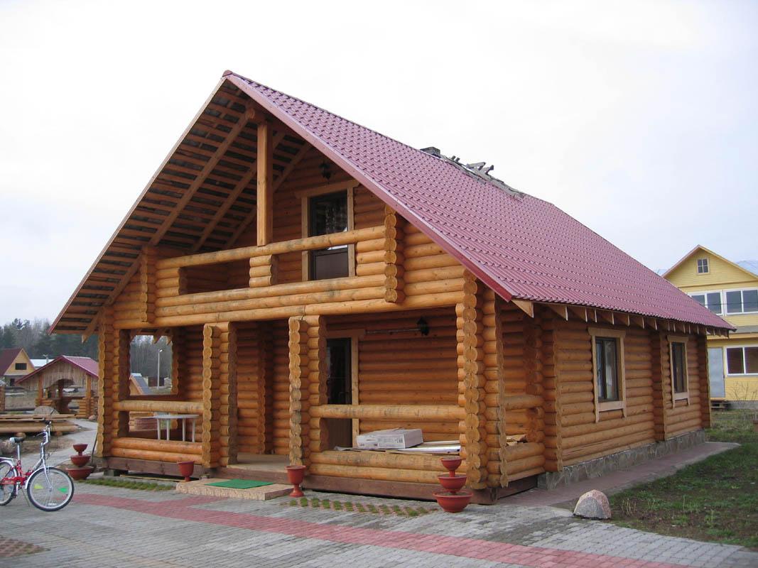 derevyanniy-dom-1 Деревянный дом, за и против