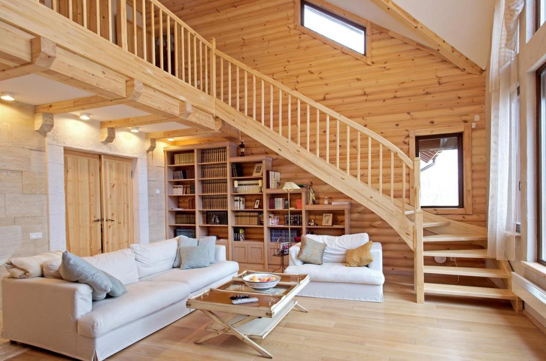 Деревянный дом, за и против