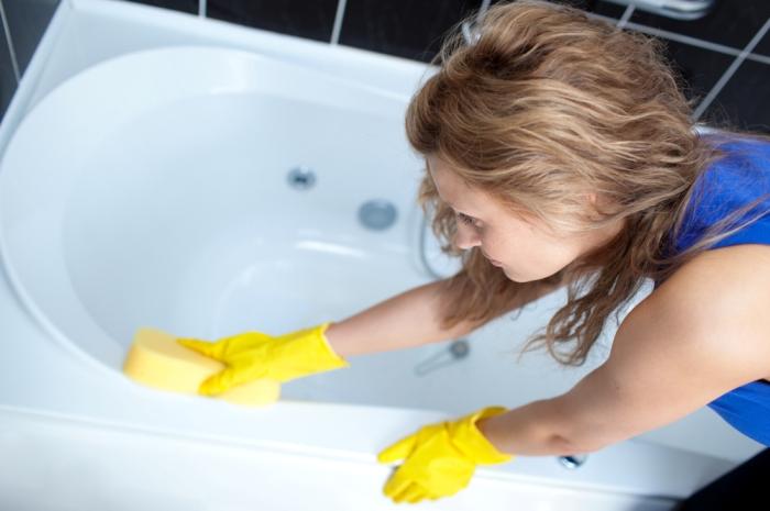 74-3-705x465 Как поддерживать чистоту в ванной комнате