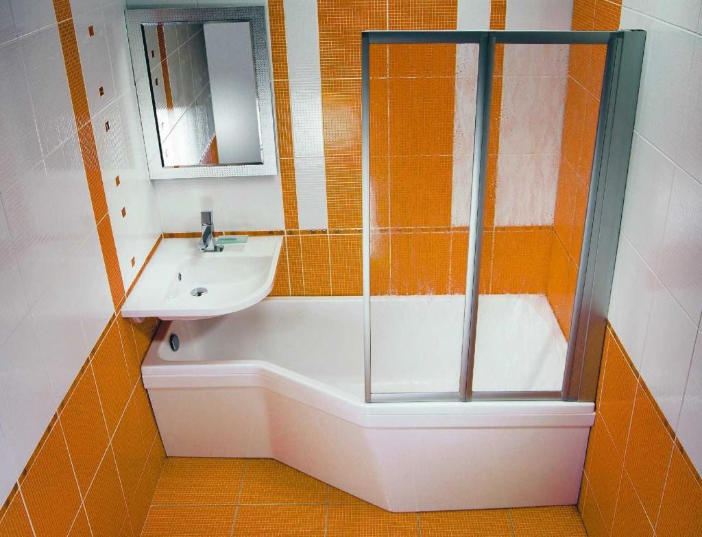 remont-vannoy-komnaty-photo-10 Как сэкономить пространство в ванной комнате