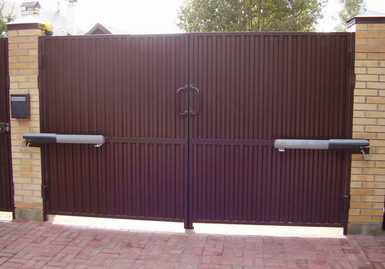 otk1 Автоматические ворота и шлагбаумные конструкции