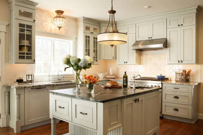 436457467657 Кухня в стиле кантри, 8 обязательных элементов стиля