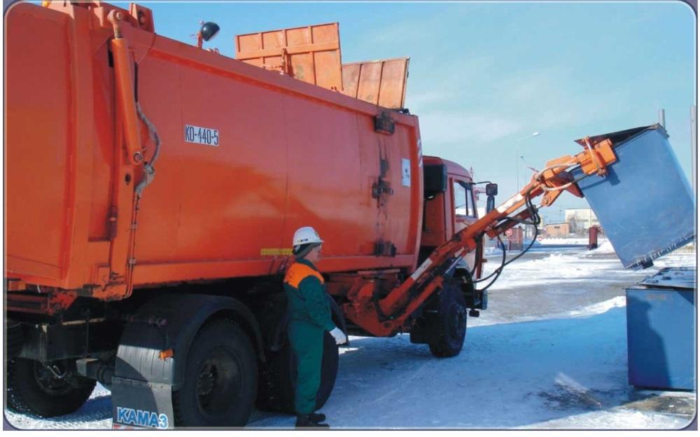asf-2 Вывоз мусора должен быть продуманным