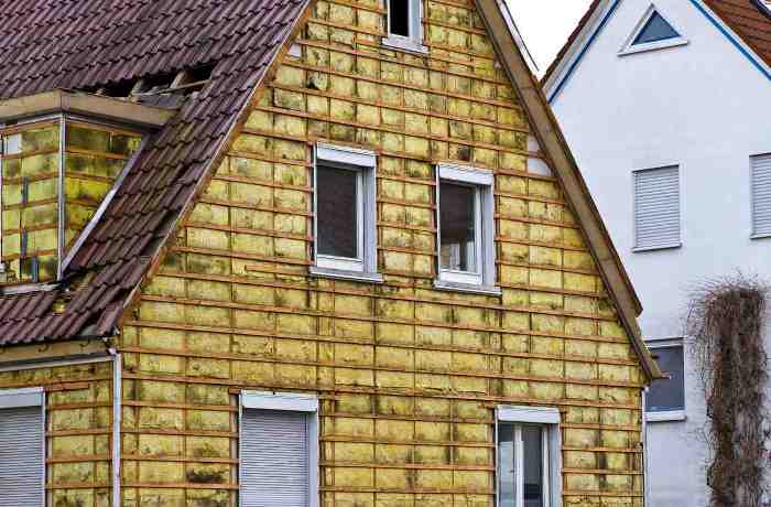 Материалы для утепления частного дома
