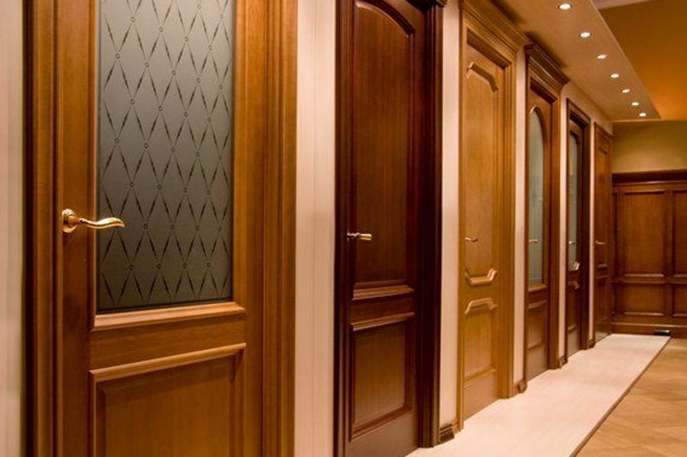 mezhkomnatnie-dveri-1 Двери из массива дуба
