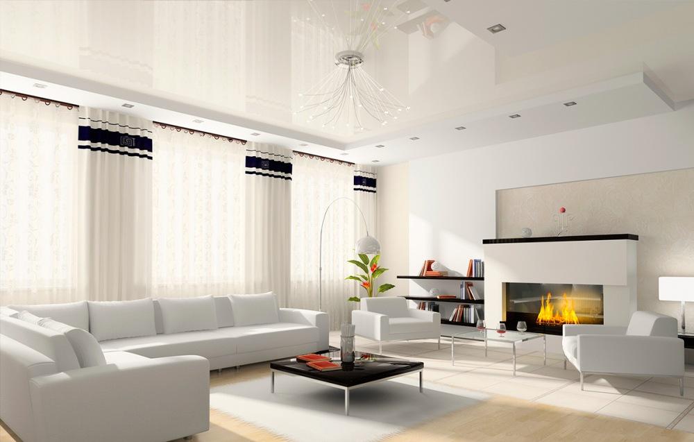 Создаём интерьер однокомнатной квартиры