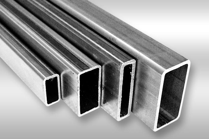 Применение и виды профильных труб из нержавеющей стали