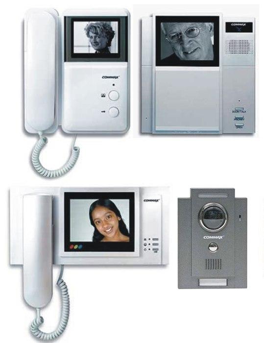 videodomofon-1 Видеодомофон поднимает защиту вашего дома на новый уровень