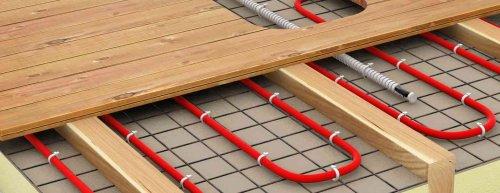 137 Виды теплых полов для квартиры - какие бывают теплые полы под плитку, ламинат, линолеум