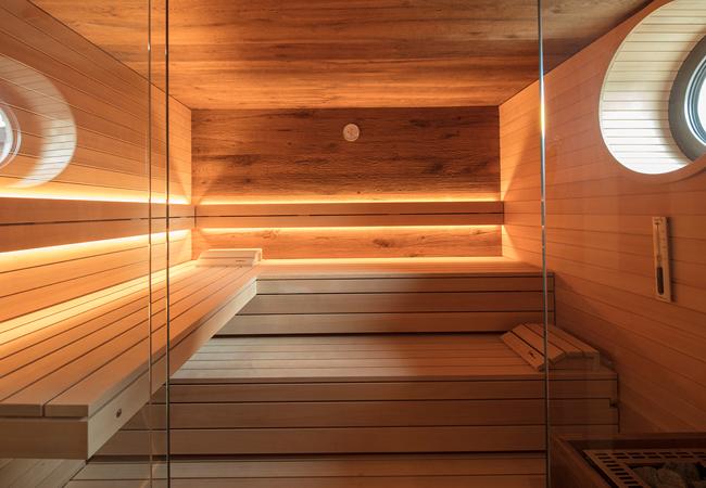 luxus-sauna-mit-glasfront-3 Система вентиляции в бане - конструкция и принцип работы