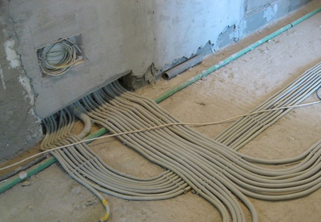 remontvkoroleve11 Электропроводка в бане и требования к ней