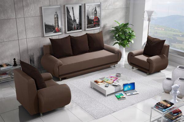 Mika-Set-Sand-Braun_600x600 Как гармонично вписать в интерьер офиса мягкую мебель?