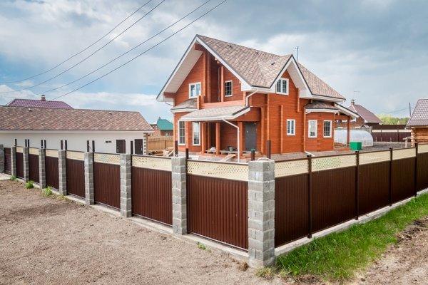 zabor-pod-klyuch Строительство заборов