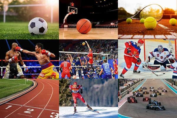 vidy-sporta1 Топ-10 самых популярных видов спорта в мире 2021 года